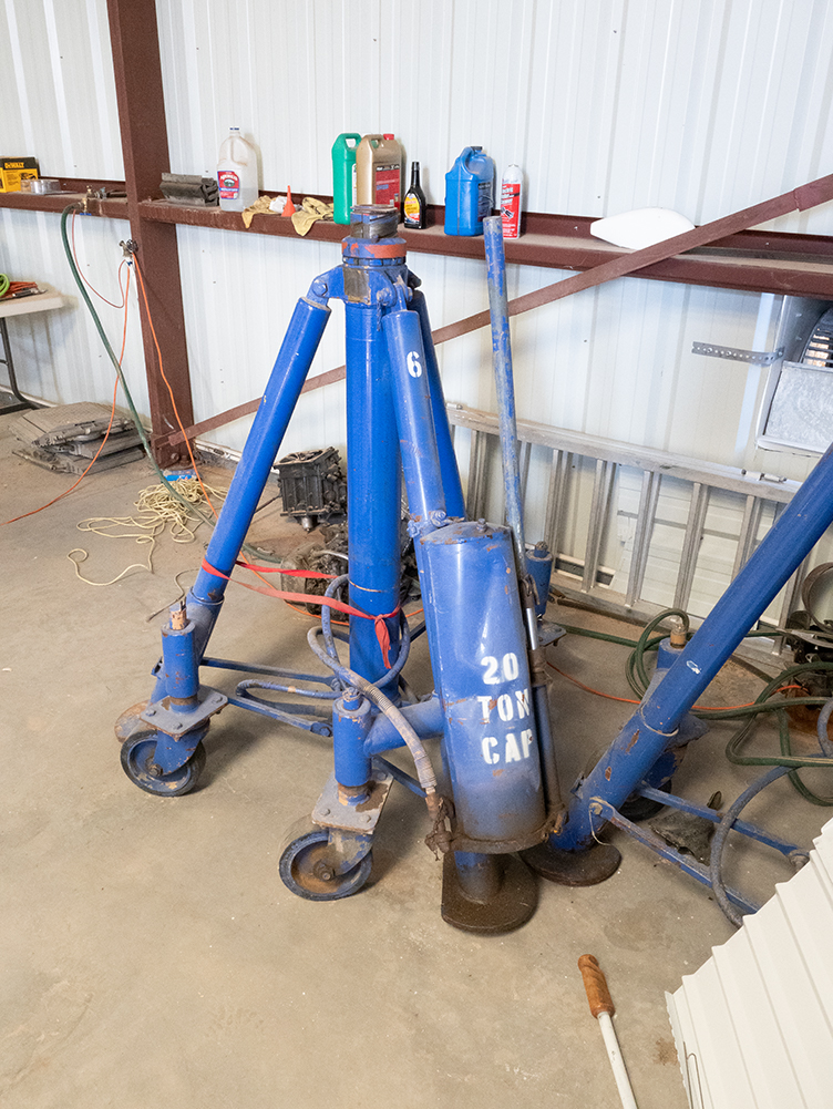 DC-3 Jacks Just over hauled for $1500